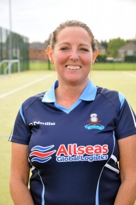 Club Captain - Yvonne Jackson